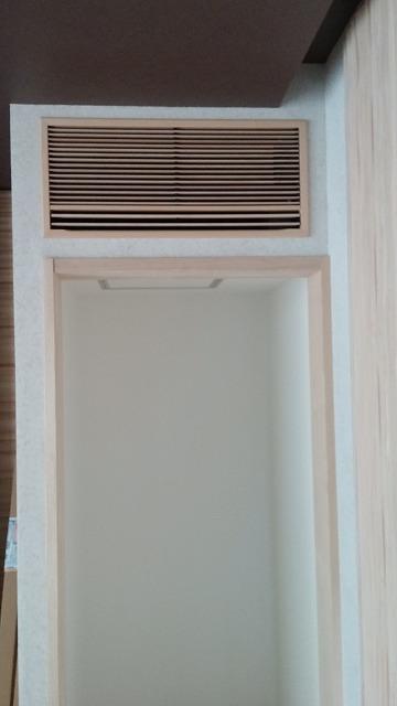 一般家庭・ルームエアコンの施工実例